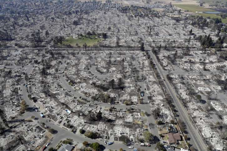 California Wildfire Claim Assistance