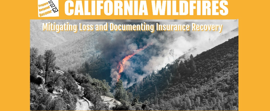 California Public Adjuster Wildfires