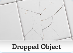 Dropped Object Claim